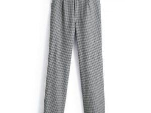 """Pantalon de cuisinier PIED DE POULE """"BP"""""""
